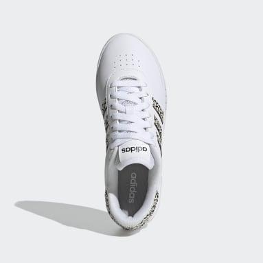 Kadın Sport Inspired Beyaz Court Bold Ayakkabı