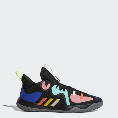 Chaussure Harden Stepback 2 noir Basketball