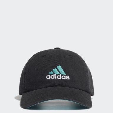 Soccer Black Real Madrid Dad Hat