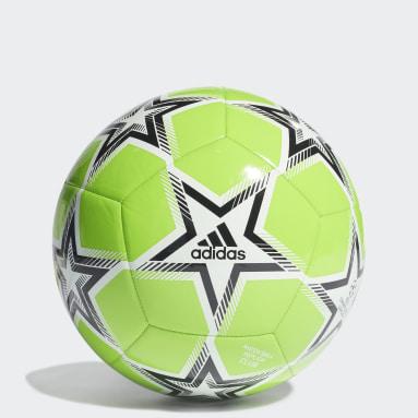 Balón Club Pyrostorm UCL Verde Fútbol
