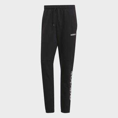 Men Sportswear Black Commercial Pack Joggers