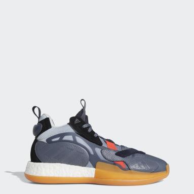 Men's Basketball Black ZoneBoost Shoes