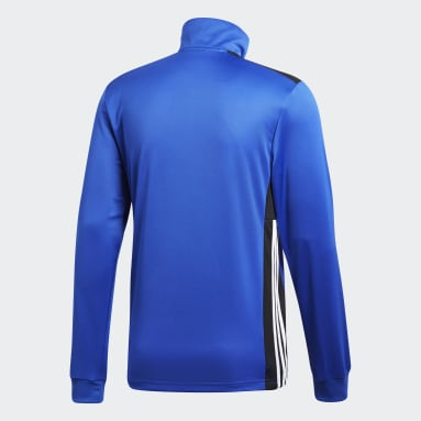 Men Gym & Training Blue Regista 18 Training Top