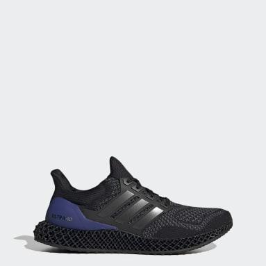 Zapatillas Ultra4D Negro Hombre Running