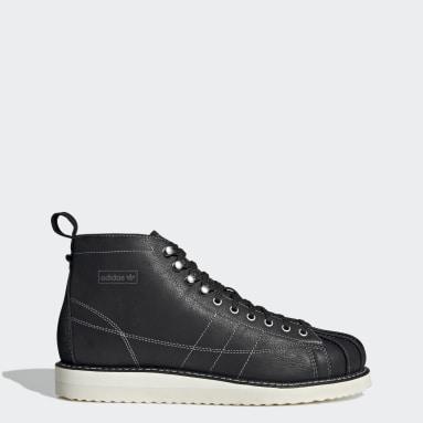 Originals Sort Superstar støvler