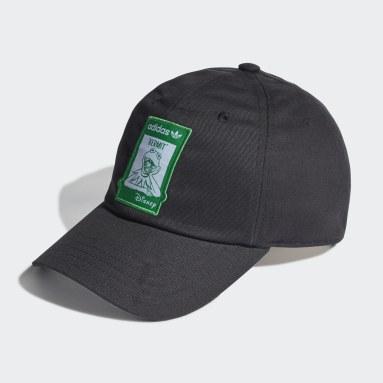 Originals Black Not Easy Being Green Dad Cap