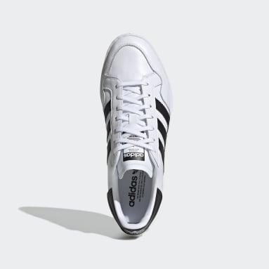 Tenis Team adidas Court Blanco Hombre Originals