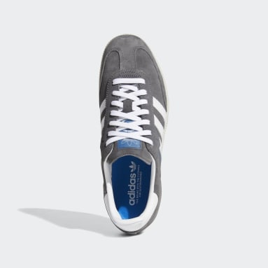 Men Originals Grey Samba ADV Shoes