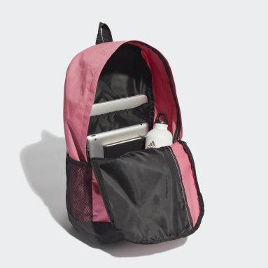 ไลฟ์สไตล์ สีชมพู กระเป๋าเป้ Essentials Logo