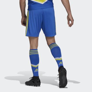 Pantalón corto tercera equipación Juventus 21/22 Azul Fútbol