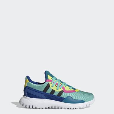 Youth Originals Green Originals Flex Shoes