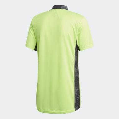 Jersey de Arquero AdiPro 20 Verde Hombre Fútbol