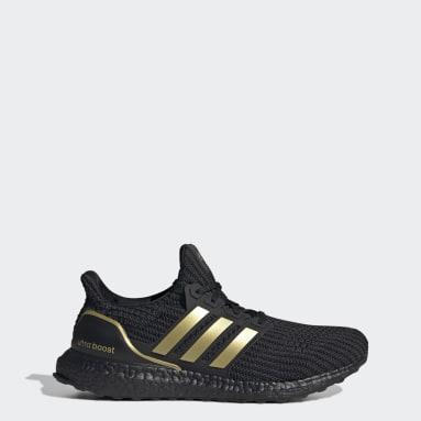 Running Black Ultraboost 4.0 DNA Shoes