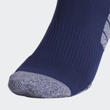 Training Blue 3-Stripes Hoop OTC Socks