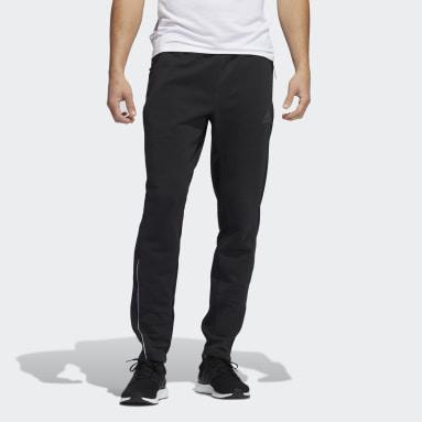 Muži Cvičení A Trénink černá Kalhoty COLD.RDY Training