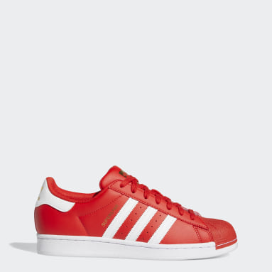Red Shoes & Sneakers | adidas US