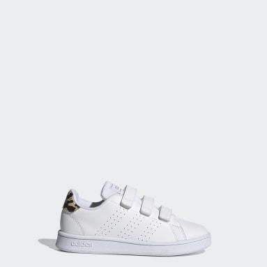 Kinder Sportswear Advantage Schuh Weiß