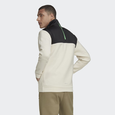 Chamarra Deportiva adidas Z.N.E. Sportswear Blanco Hombre Sportswear