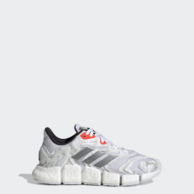 Youth Running White Climacool Vento Primegreen Boost Running Shoes