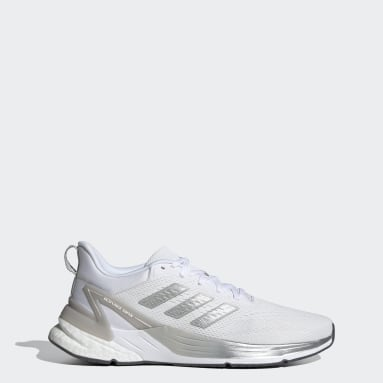 Men Running White Response Super 2.0 Shoes