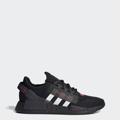 Originals Μαύρο NMD_R1 V2 Shoes