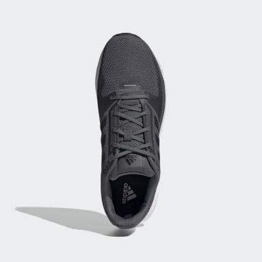 Men Running Grey Run Falcon 2.0 Shoes