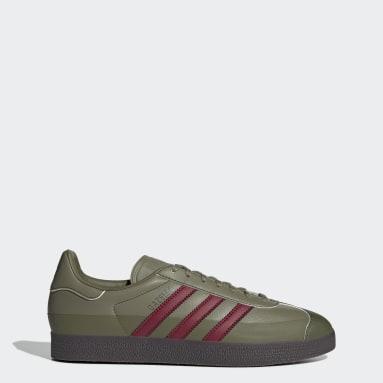 Originals groen Gazelle Schoenen
