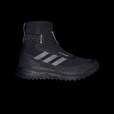 Dam TERREX Svart Terrex Free Hiker COLD.RDY Hiking Boots