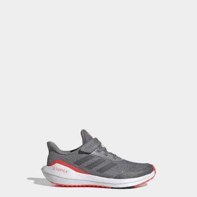 Kids Running Grey EQ21 RUN EL K