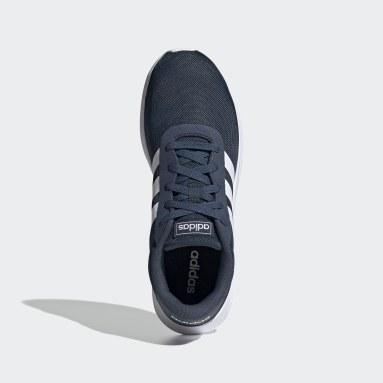 Men Sport Inspired Blue Lite Racer 2.0 Shoes