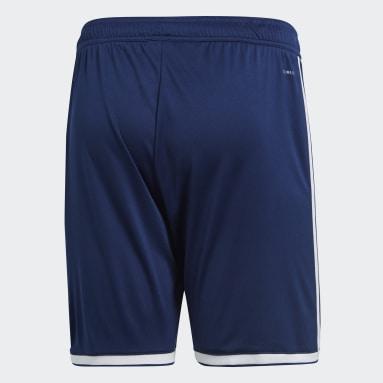 Men Football Blue Regista 18 Shorts