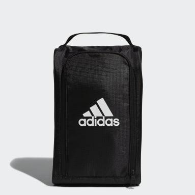 Golf Black Shoe Bag
