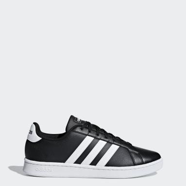 Sportswear Black Grand Court Shoes