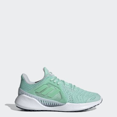 Tenis Climacool Vent Turquesa Mujer Running