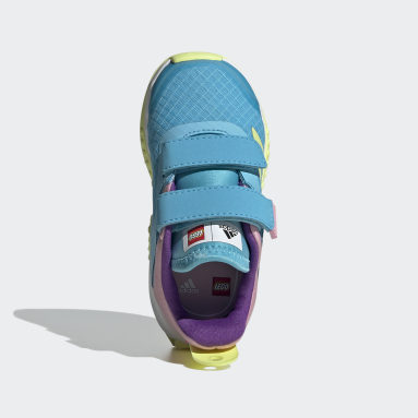 Kinderen Hardlopen Turquoise LEGO® adidas Sportschoenen