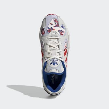 Männer Originals Yung-1 Schuh Blau