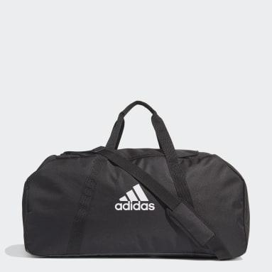 Fotboll Svart Tiro Primegreen Duffel Bag Large