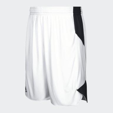 Shorts Crazy Explosive Blanco Hombre Basketball