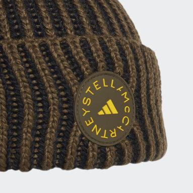 Bonnet adidas by Stella McCartney noir Femmes adidas by Stella McCartney