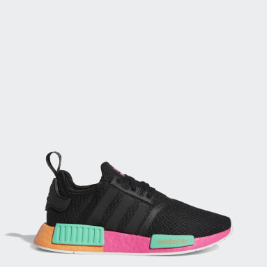 Women's Originals Black NMD_R1 Shoes