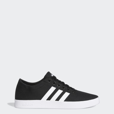 Men Sport Inspired Black Easy Vulc 2.0 Shoes