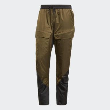 Pants adidas PT3 Lascu - Corte Medio Verde Hombre Originals