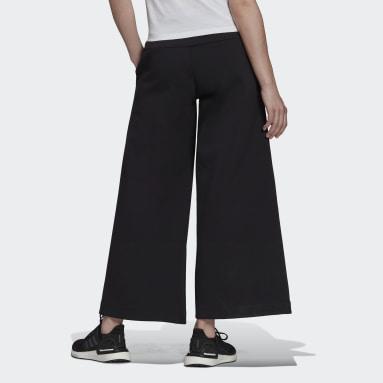 Pantalon adidas Sportswear Future Icons Wide noir Femmes Sportswear
