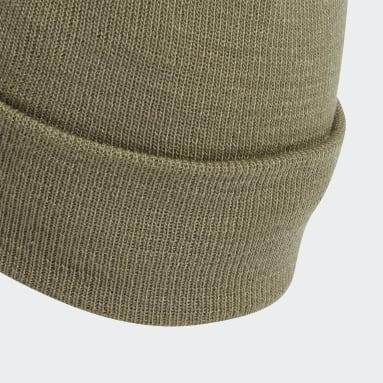 Originals Green Adicolor Cuff Beanie