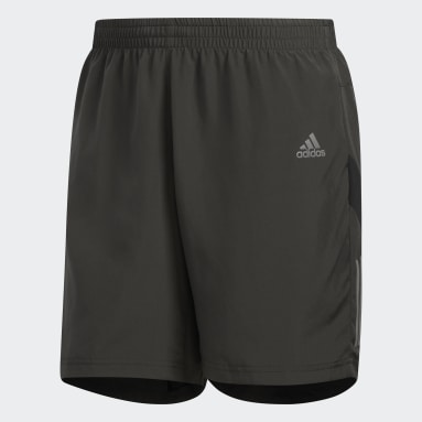 Shorts Own the Run Verde Hombre Running