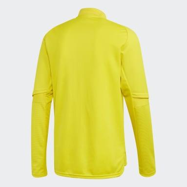 Men Football Yellow Condivo 20 Training Top