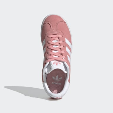 Chaussure Gazelle Rose Filles Originals