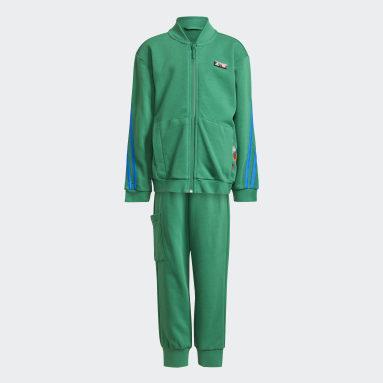 adidas x Classic LEGO® Treningsdress Grønn