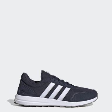 Men Running Blue Retrorun Shoes