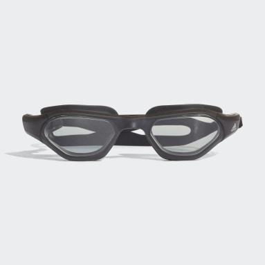 Swimming Grey persistar 180 unmirrored swim goggle